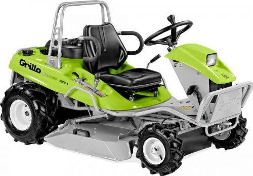 Grillo Climber 8.22 Hydrostatic Ride On Brush Cutter